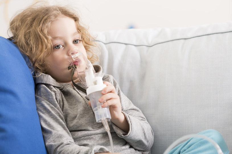 Mukowiscydoza dotyka jedno dziecko na pięć tysięcy /©123RF/PICSEL