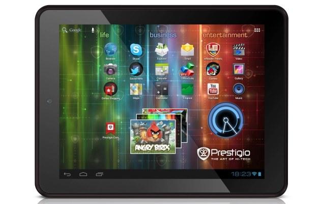 MultiPada PMP5580C DUO - kolejny tablet w ofercie Prestigio /materiały prasowe