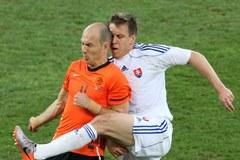 Mundial 2010: Holandia - Słowacja
