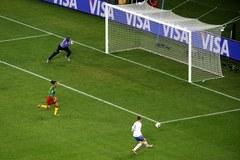 Mundial 2010: Kamerun - Holandia