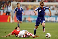 Mundial 2010: Paragwaj - Japonia