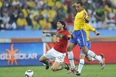 Mundial 2010: Portugalia - Brazylia