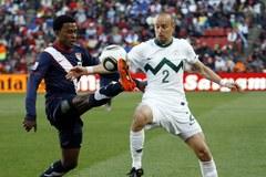 Mundial 2010: Słowenia - USA