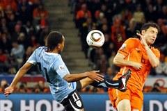Mundial 2010: Urugwaj - Holandia