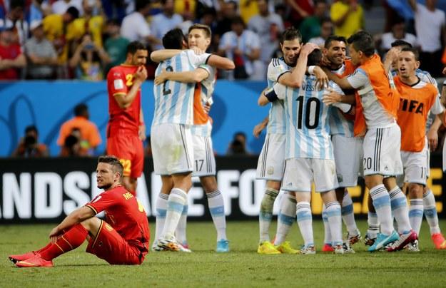 Mundial 2014: Argentyna w półfinale mistrzostw świata!