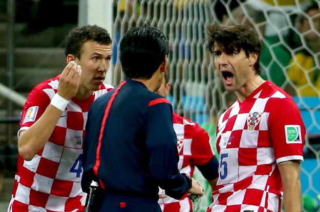 Mundial 2014. Chorwackie media złośliwie: Sędzia to MVP meczu z Brazylią