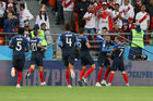 Mundial 2018: Chorwacja i Francja z awansem do fazy pucharowej