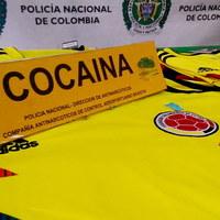 Mundial 2018: Kokaina przemycana w sportowych strojach