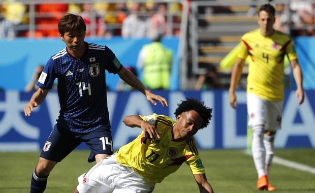Mundial 2018. Kolumbia - Japonia. Sprawdź wynik!