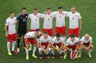 Mundial 2018: Polscy piłkarze powitani w Moskwie przez kibiców