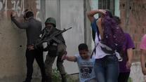 Mundurowi walczą z kartelami w fawelach. Wielka operacja brazylijskiego wojska i policji