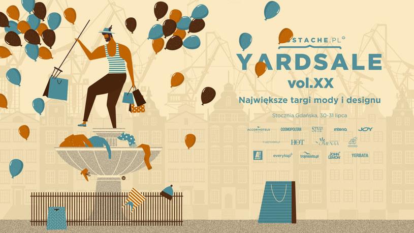Mustache Yard Sale /materiały prasowe