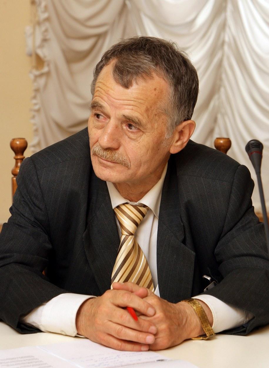 Mustafa Dżemilew /UKRINFORM    /PAP/EPA