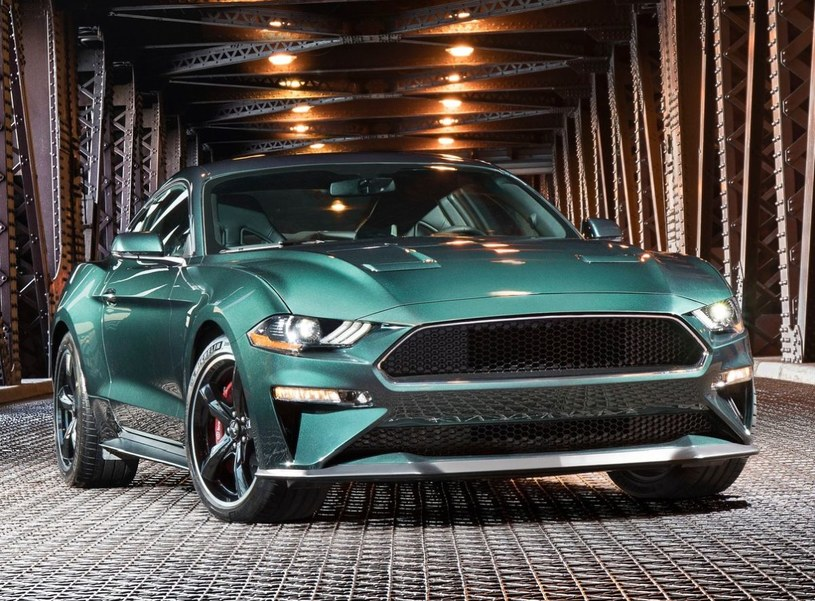 Mustang to najpopularniejsze auto sportowe /