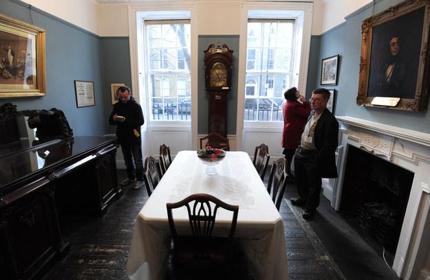 Muzeum Charlesa Dickensa w Londynie /AFP