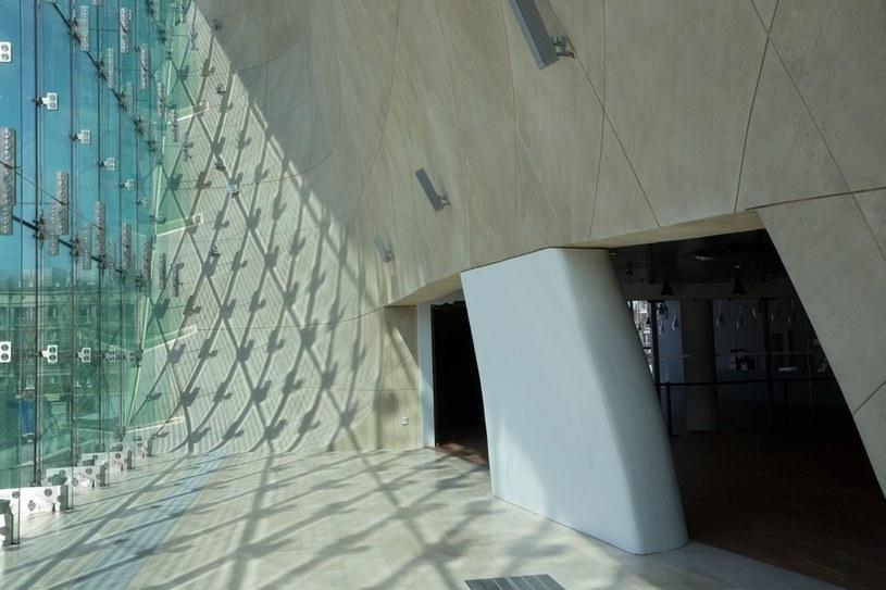 Muzeum Historii Żydów Polskich /Andrzej Iwańczuk /Reporter