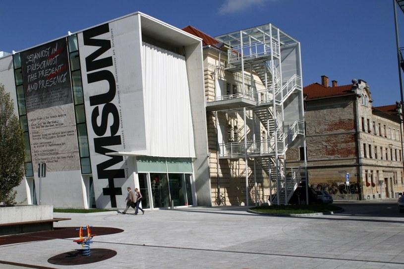 Muzeum Sztuki Współczesnej Metelkova /Filip Horvat /The New York Times Syndicate