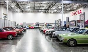 Muzeum Toyoty w USA