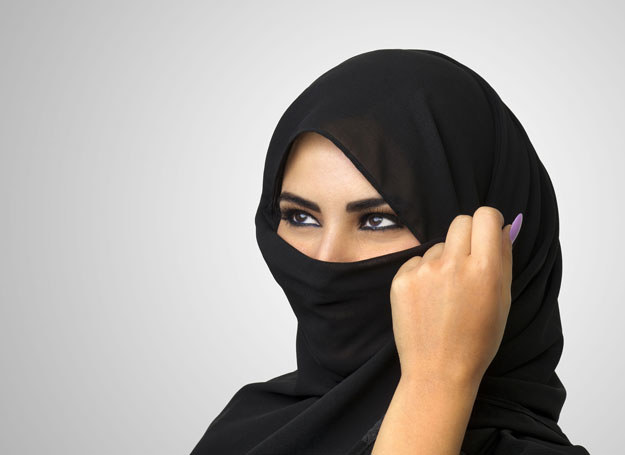 Muzułmanki nie mogę zasłaniać twarzy /AFP