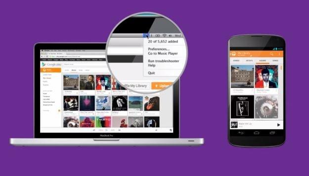 Muzyka Google Play /materiały prasowe