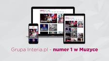 Muzyka Interii numerem jeden w polskim internecie