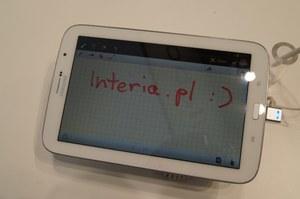 MWC 2013: Samsung Galaxy Note 8.0 - pierwsze wrażenia