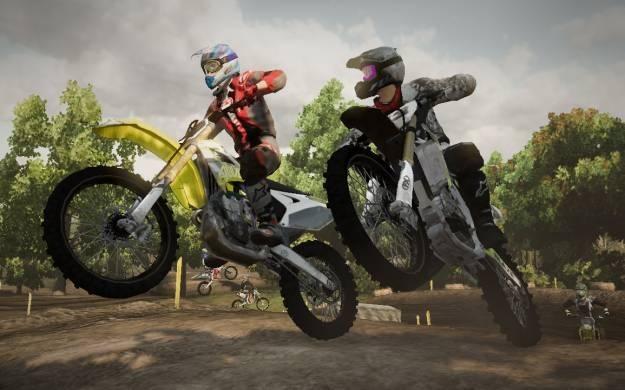 MX vs. ATV: Alive - motyw graficzny /Informacja prasowa