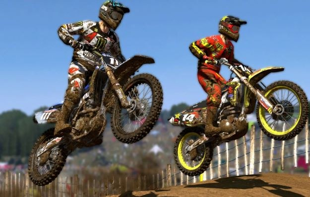 MXGP: The Official Motocross Videogame /materiały prasowe