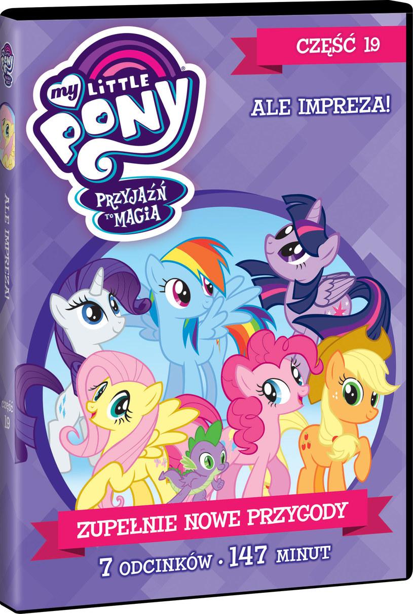 My Little Pony - część 19 /materiały prasowe