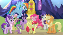 """My Little Pony. Film"" [teaser]"
