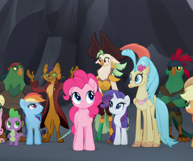 """My Little Pony. Film"" [trailer]"