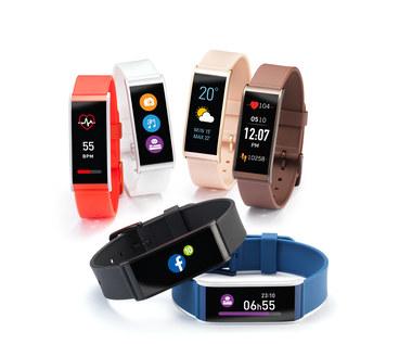 MyKronoz prezentuje smartwatch ZeFit 4 HR