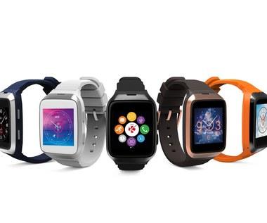 MyKronoz ZeSplash2 - wodoodporny smartwatch z mikrofonem i głośnikiem
