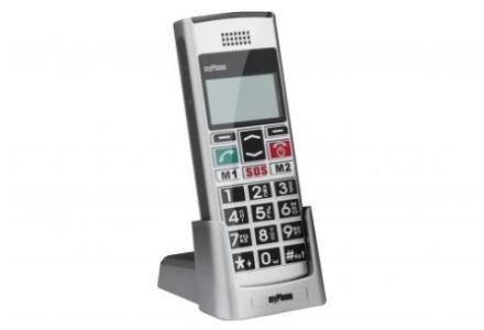 myPhone 1040 senior /materiały prasowe