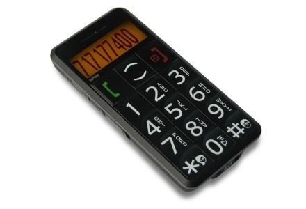 myPhone 1050 - prosty telefon dla seniorów. Zbyt prosty? /materiały prasowe