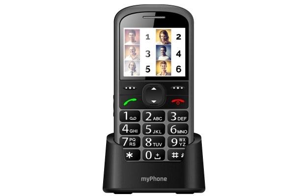myPhone 1075 /materiały prasowe