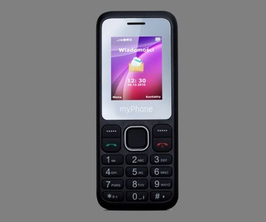 myPhone 3210 - komórka za 59,90 zł