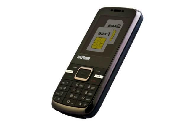 myPhone 3380 Midnight /materiały prasowe