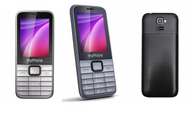 myPhone 6200 /materiały prasowe
