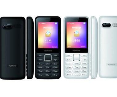 myPhone 6310 - kolejna klasyczna komórka