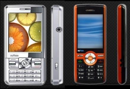 myPhone 6691 i myPhone 1230 /materiały prasowe