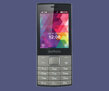 myPhone 7300 - klasyk z ekranem 2,8 cala