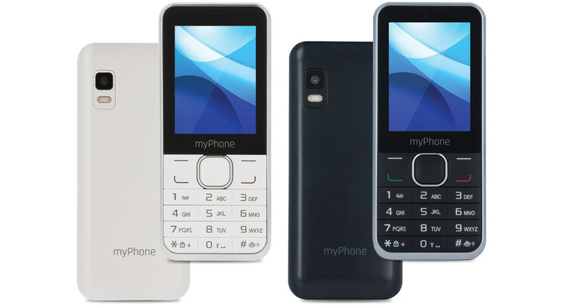 myPhone Classic+ /materiały prasowe