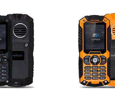 MyPhone Hammer Plus - pancerny telefon w Biedronce