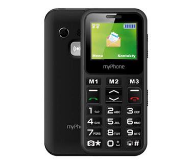 myPhone: Klasyczny telefom w wersji Mini