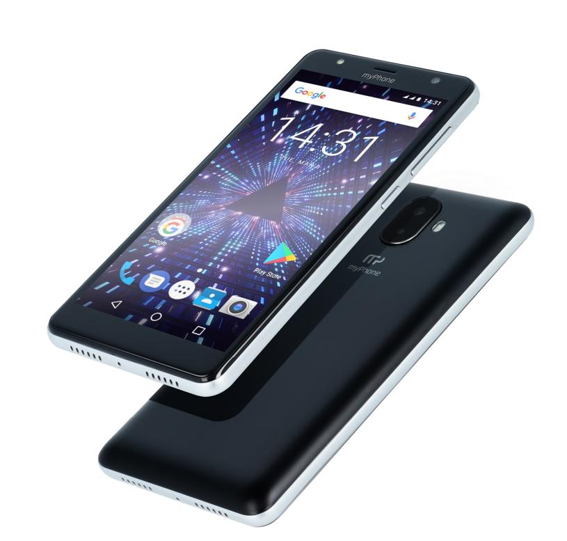 myPhone Pocket 18x9 /materiały prasowe