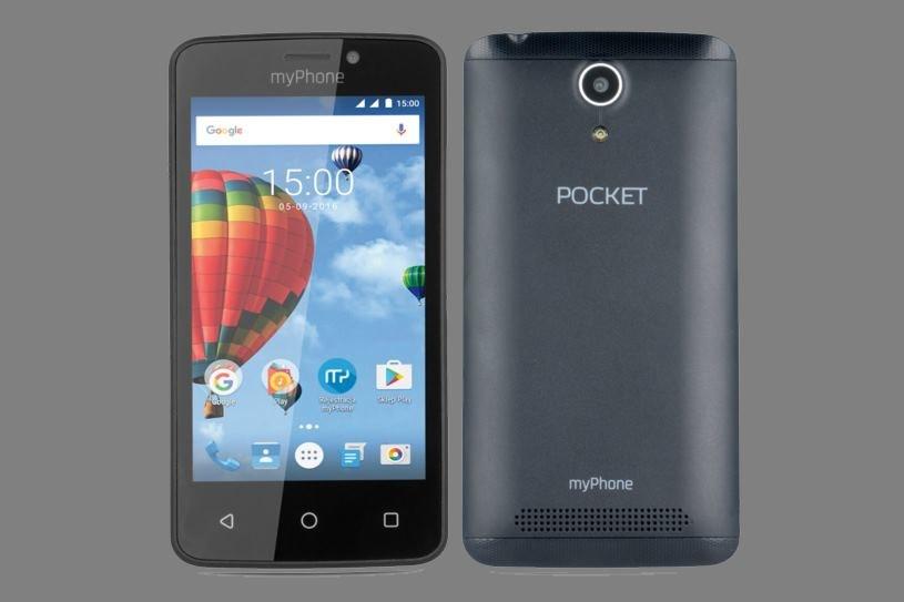 myPhone Pocket /materiały prasowe