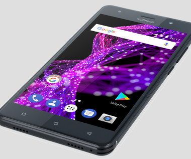 myPhone Prime 2 - polski smartfon za 399 zł