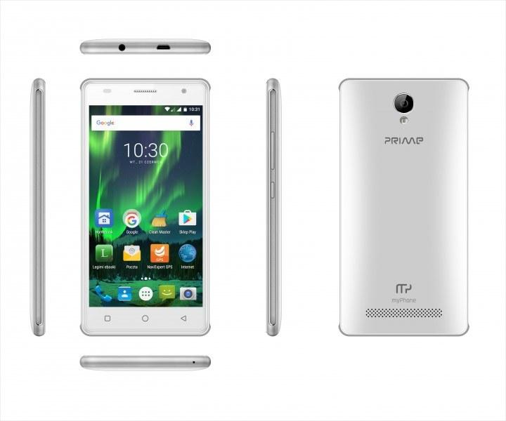 myPhone Prime /materiały prasowe