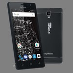 myPhone Q-Smart Black Edition i FLIP 3 w Biedronce